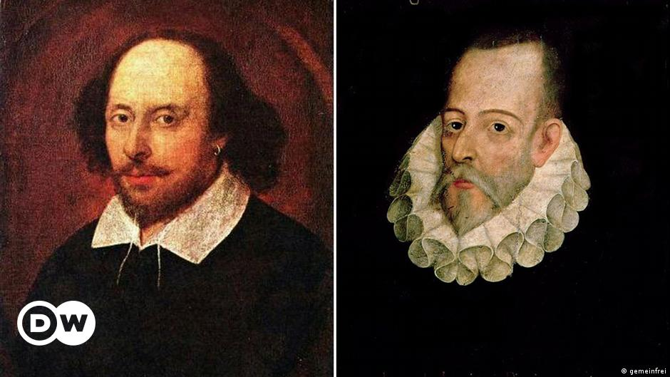 هل توفي شكسبير وسرفانتس في التاريخ نفسه منوعات نافذة Dw عربية على حياة المشاهير والأحداث الطريفة Dw 23 04 2016