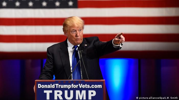Iowa USA Republikaner Donald Trump