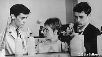 Film still from Denk bloß nicht, ich heule, 1965 - Copyright: DEFA-Stiftung
