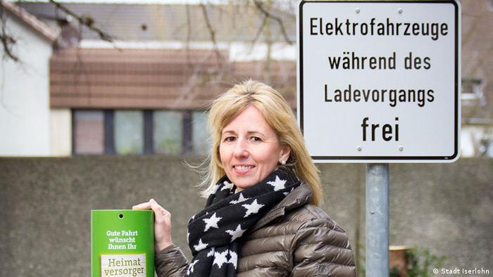 Klimaschutz Ulrike Badziura (Foto: Stadt Iserlohn)