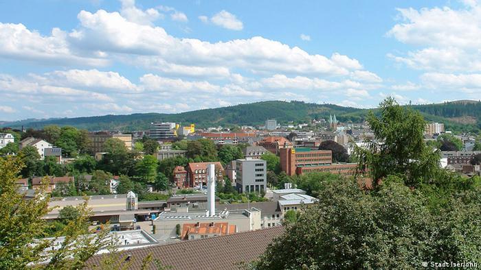 Blick auf die Stadt Iserlohn (Foto: Stadt Iserlohn)
