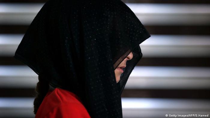 Jesdidin Jeside Frau Flucht vor IS