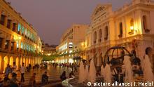 Largo do Senado in Macau