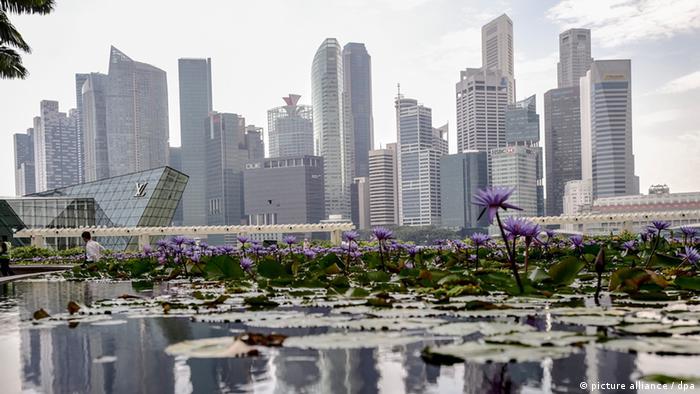 Singapore die teuerste Stadt
