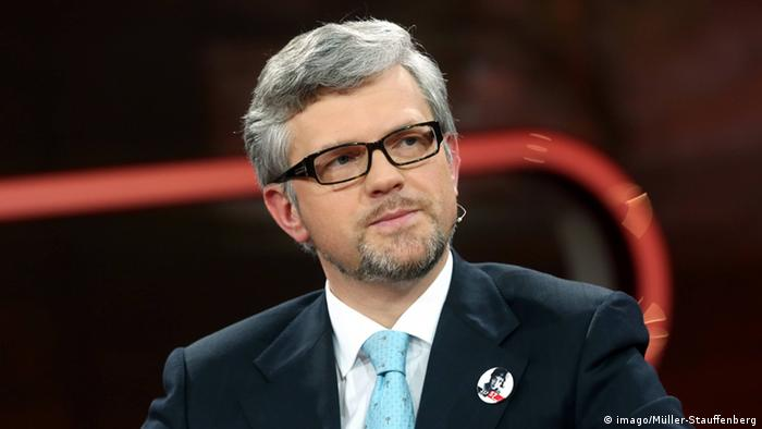 Ambasador Ukrainy w Niemczech Andrij Melnyk