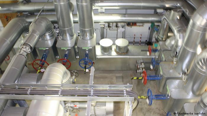 Combined heat-and-power cogeneration plant, Iserlohn (Stadtwerke Iserlohn)