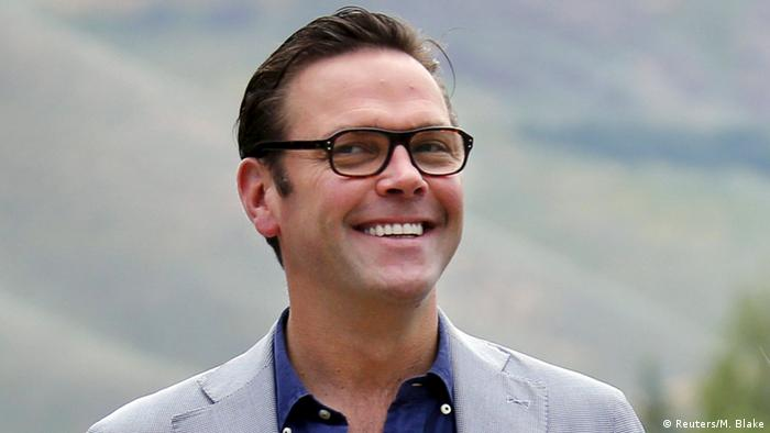 James Murdoch is also the CEO of 21st Century Fox