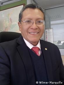Wilmer Marquiño, asesor en prevención y control de enfermedades de la Organización Panamericana de la Salud, Colombia.