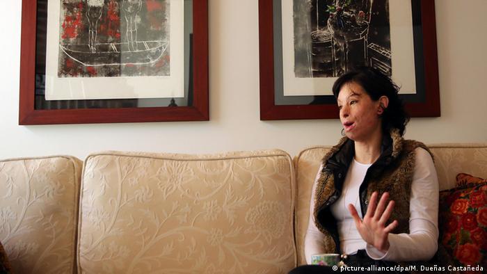 Kolumbien Gesetz gegen Säureangriffe - Natalia Ponce de Leon