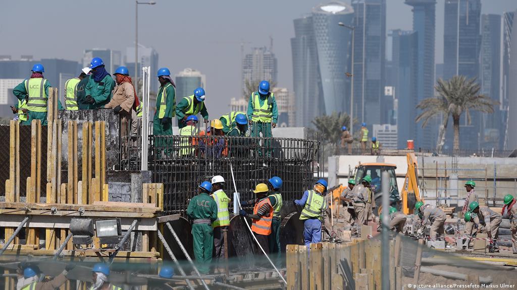 Wm Gastgeber Katar Wenn Geld Nicht Reicht Sport Dw