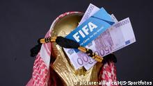Symbolbild Fußball WM 2022 in Katar