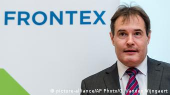 Frontex Chef Fabrice Leggeri (picture-alliance/AP Photo/G. Vanden Wijngaert)