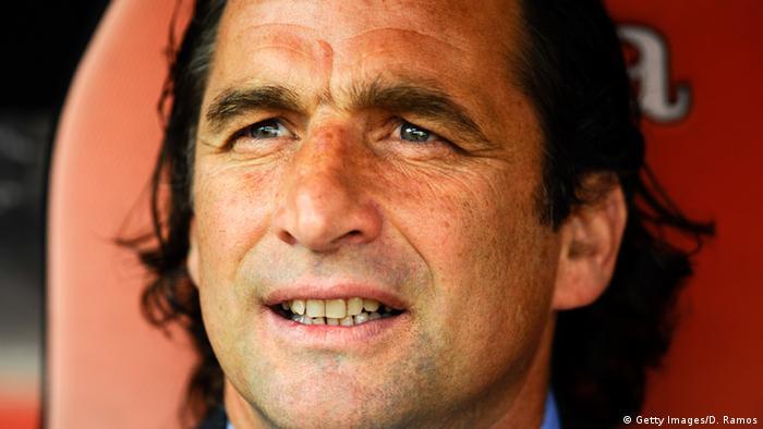 Fußball argentinischer Trainer Juan Antonio Pizzi