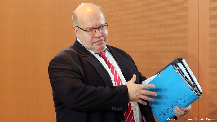 Berlin Kanzleramtschef Peter Altmaier