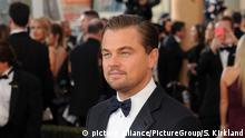 LOS ANGELES, CA - JANUARY 30: Leonardo DiCaprio at the 22nd Annual Screen Actors Guild Awards at the Shrine Auditorium & Expo Hall on January 30, 2016 in Los Angeles, California. (Photo by Scott Kirkland/PictureGroup) picture alliance/PictureGroup/S. Kirkland