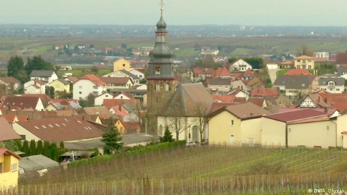 Kallstadt, Copyright: DW/A. Dluzak