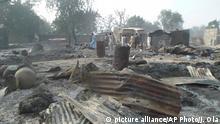 Nigeria Boko Haram Anschlag
