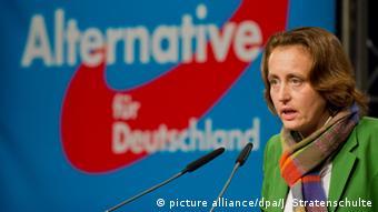 AfD Deputy Leader, Beatrix von Storch