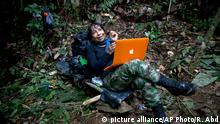 Kolumbien Alltag im Lager der FARC