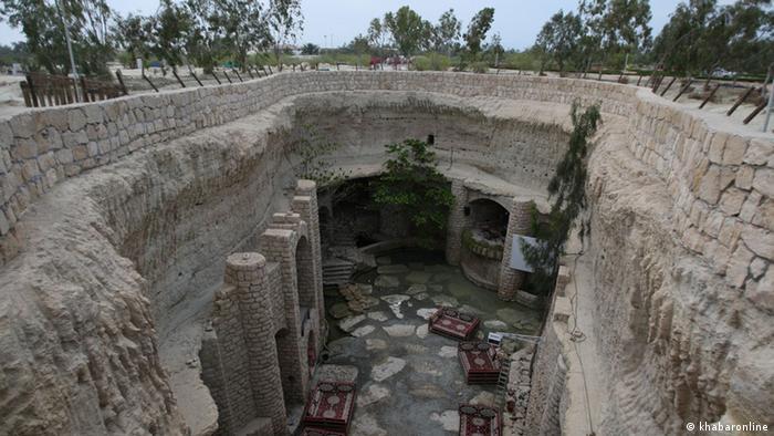 Iran Kish Stadt im Untergrund (khabaronline)