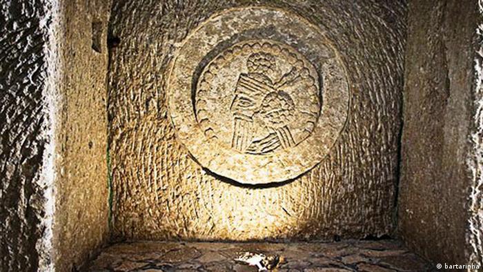 Iran Kish Stadt im Untergrund (bartarinha)
