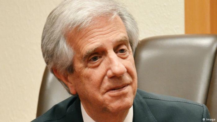 Tabare Vazquez Präsident Uruguays