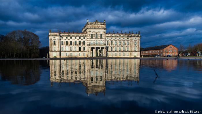 Deutschland Schloss von Ludwigslust