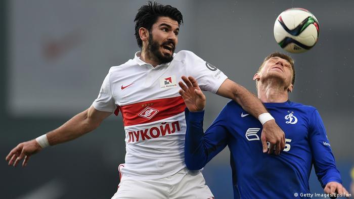 Russland Serdar Tasci FC Spartak Moskau