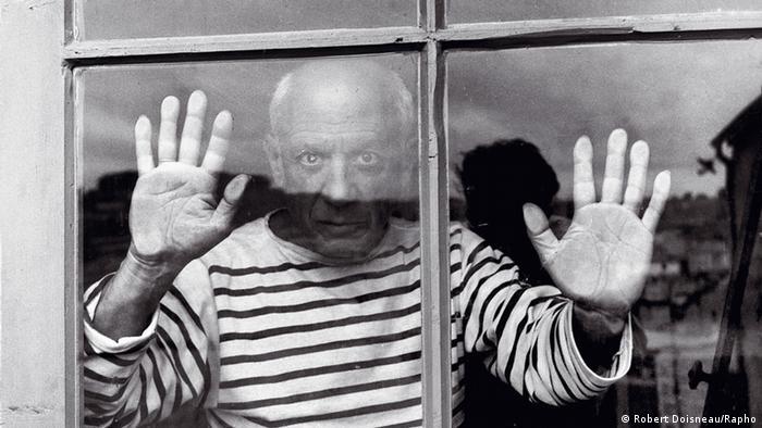 Robert Doisneau Die Lebenslinie Picasso
