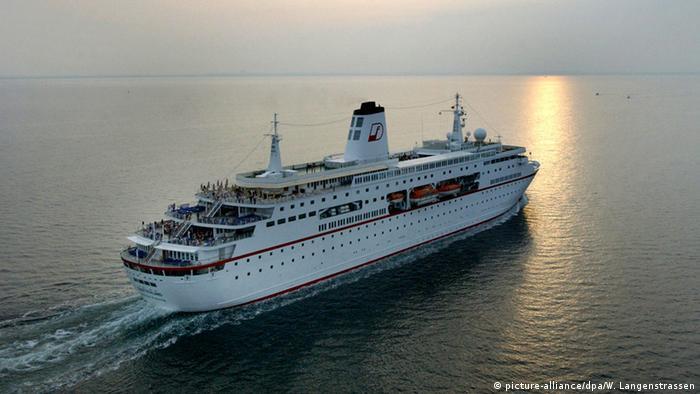 MS Deutschland cruise ship
