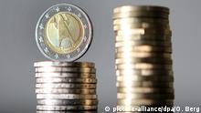 Euro Münzen Münze