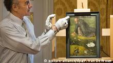 Niederlande Forschungsergebnis zu Gemälde von Hieronymus Bosch