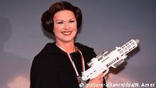 Karneval Verkleidung Politiker Ilse Aigner