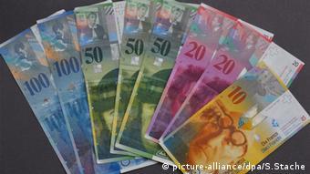 У Швейцарії заморожено 145 мільйонів франків людей з оточення Віктора Януковича