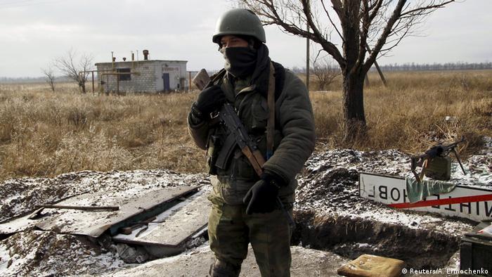 Ukraine Konflikt in der Ostukraine
