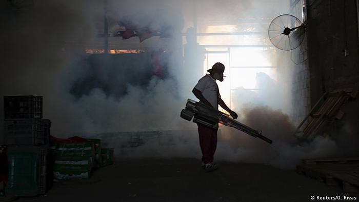 Nicaragua Maßnahmen gegen Zika Virus - Mikrozephalie