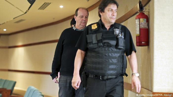 Justiça condena Zelada a 12 anos de prisão