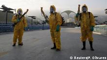 Brasilien - Maßnahmen gegen Zika Virus - Rio de Janeiro