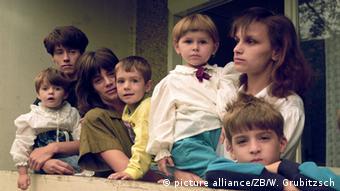 Bosnische Flüchtlinge