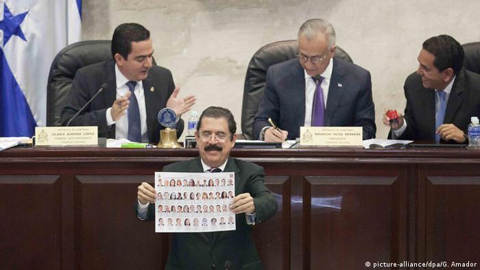 Honduras Parlament