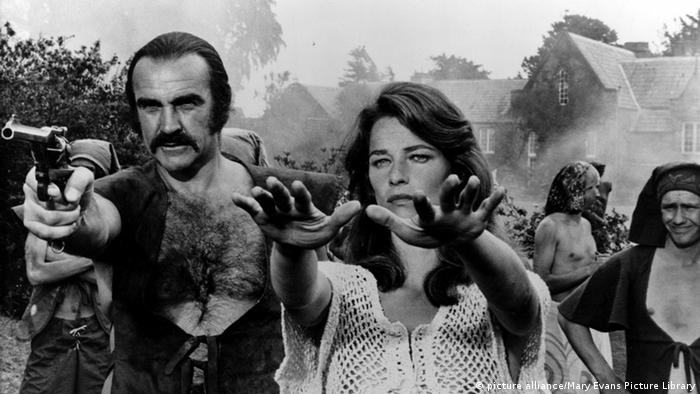 An intriguing gaze: Charlotte Rampling in 10 cult films ...