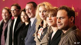 Berlinale Wettbewerb Elementarteilchen Pressekonferenz