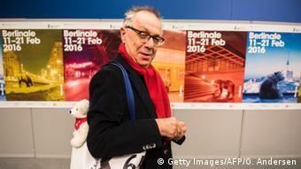 Dieter Kosslick, director of the Berlinale, Copyright: Getty Images/AFP/O. Andersen