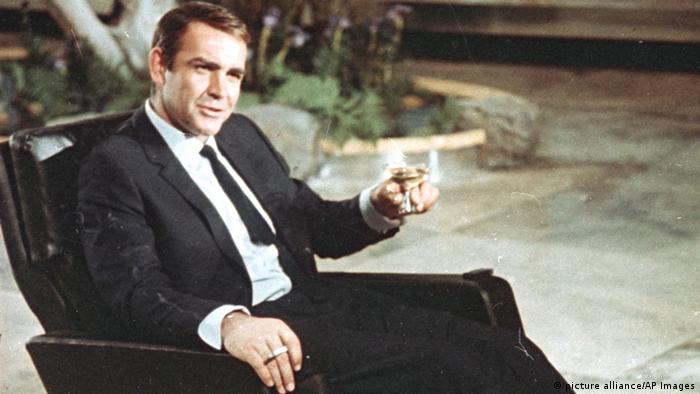 USA Sean Connery in James Bond