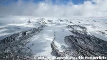 Island Bárdarbunga Vulkan Vatnajökull Gletscher