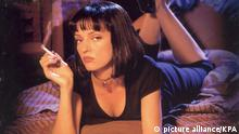 USA Uma Thurman in Pulp Fiction