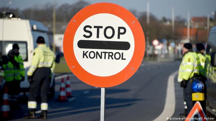 Danish police will continue border controls at the German border