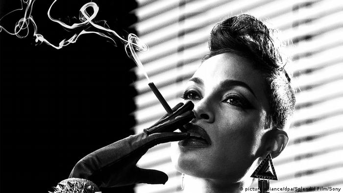 USA Rosario Dawson in Sin City