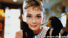 USA Audrey Hepburn in Breakfast at Tiffany's (picture-alliance/dpa)