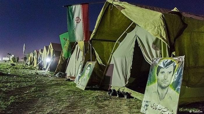Iran, Fatemion Einheit (Tasnim)